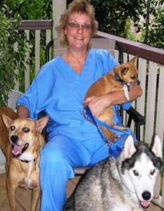 Tucson Veterinary Technician and Office Manager Mary - Camino Seco Pet Clinic